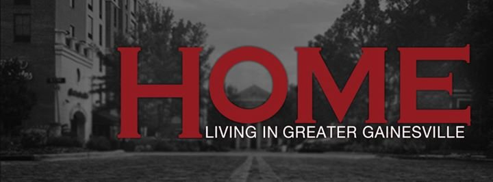 HOME: Living in Greater Gainesville cover