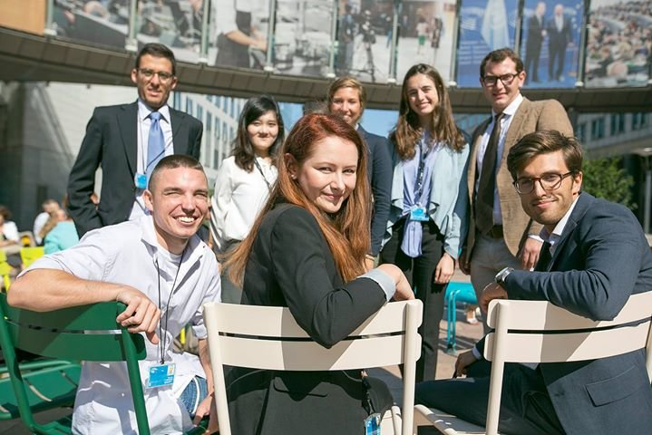 EPP Group in the European Parliament cover