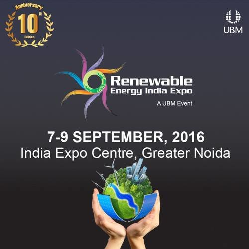 Renewable Energy India Expo cover