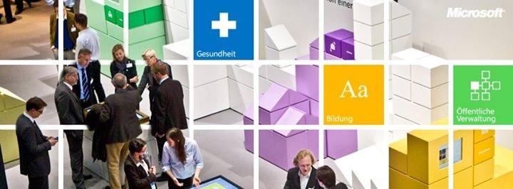 Microsoft Public Sector cover