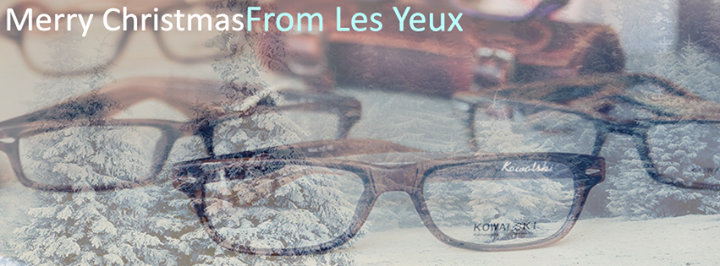 Les Yeux Opticians cover
