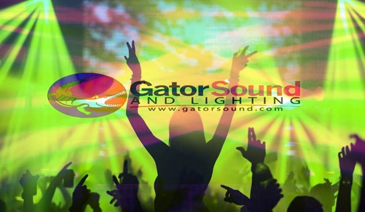 Gator Sound and Lighting cover