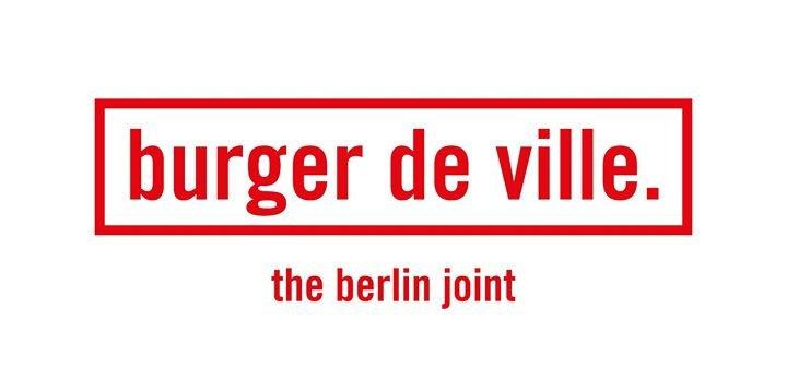 Burger de Ville Berlin cover