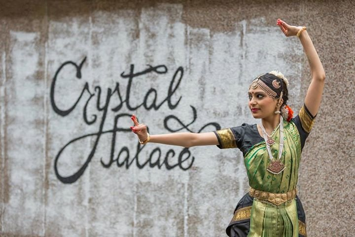 Crystal Palace Festival cover