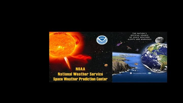 NOAA NWS Space Weather Prediction Center cover