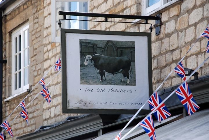 The Old Butchers cover