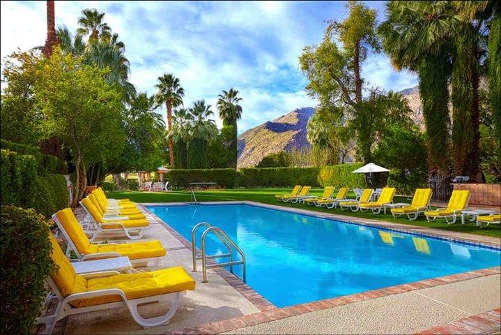 Melvyn's Ingleside Inn, Palm Springs cover