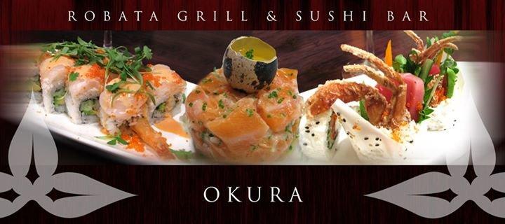 Okura Sushi at La Quinta cover