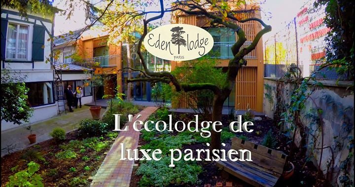 EDEN LODGE PARIS cover