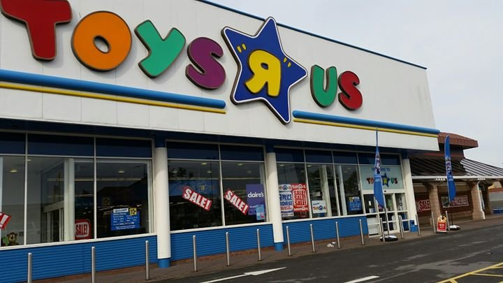 Toys 'R' Us Teesside cover