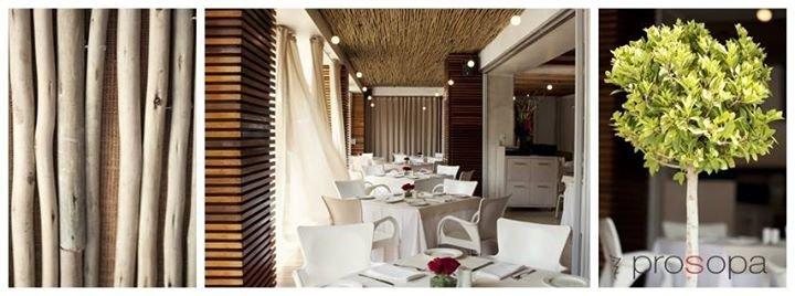 Prosopa Restaurant cover