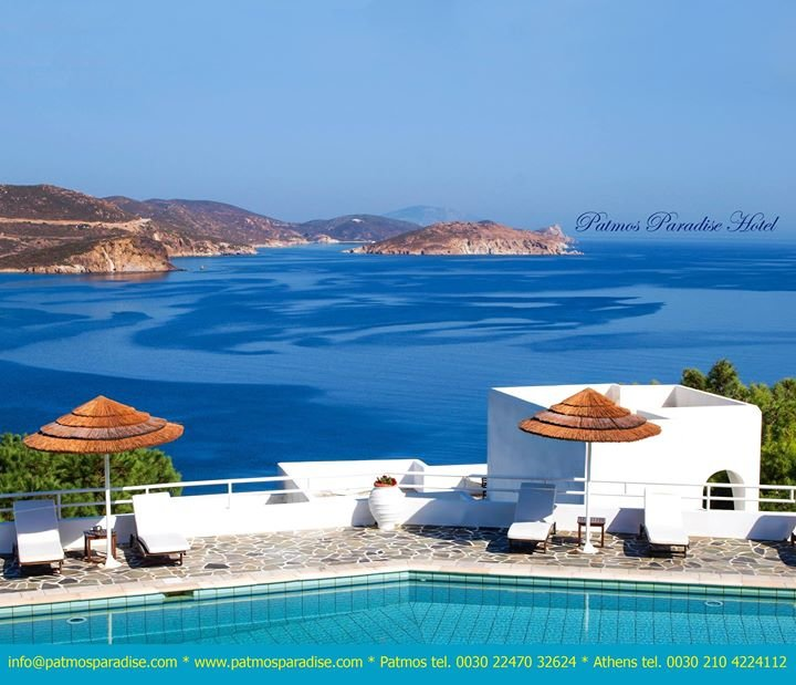 Patmos Paradise Hotel cover