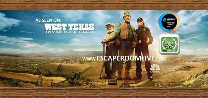 Escape Room Live DC cover