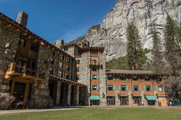 The Majestic Yosemite Hotel cover