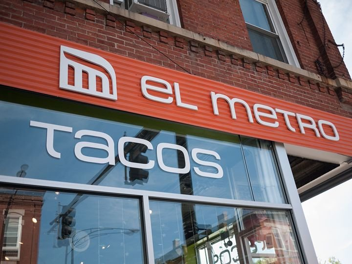 El Metro Mexican Cantina cover