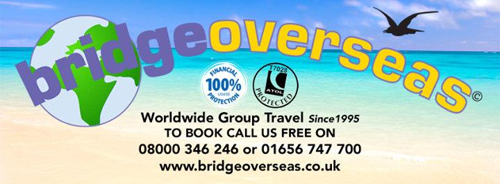 Guaranteed Events division of Bridge Overseas Ltd cover