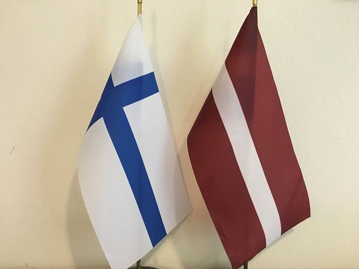 Embassy of Latvia in Helsinki cover