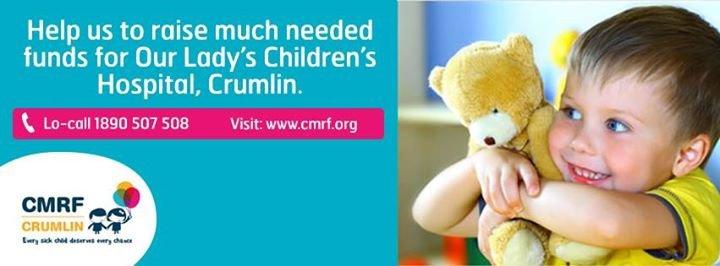 CMRF Crumlin cover