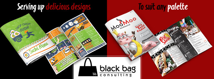 Black Bag Consulting cover