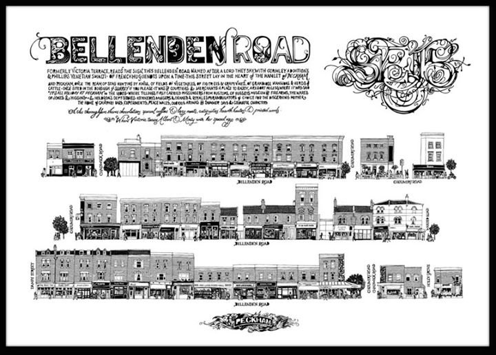 Bellenden Road cover