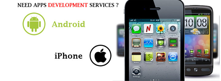 Mobile Apps Development Services cover