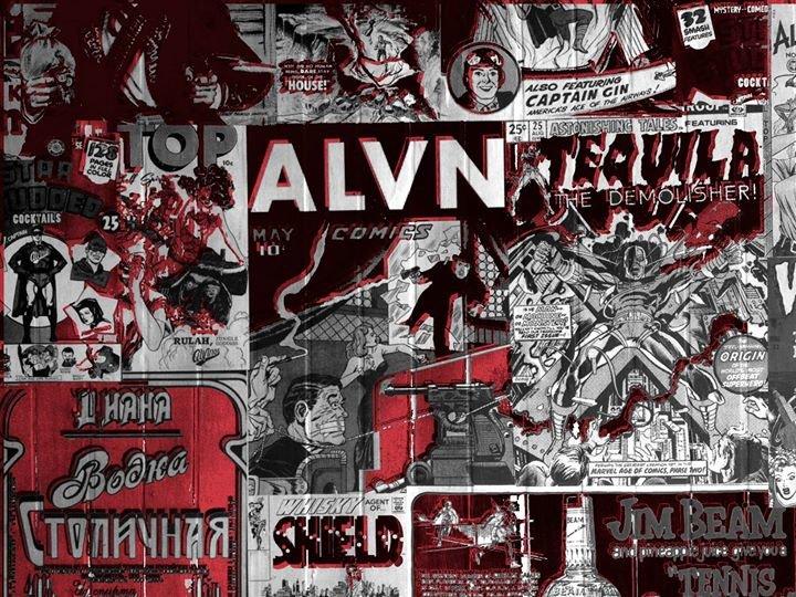 Alvinos cover