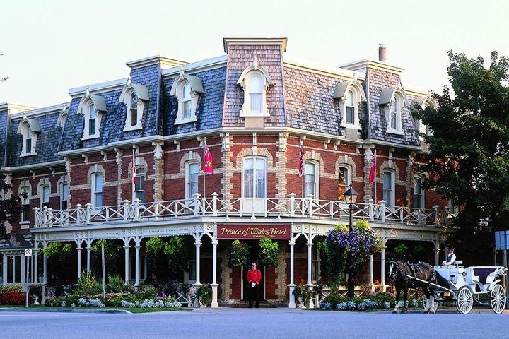 Vintage Hotels cover