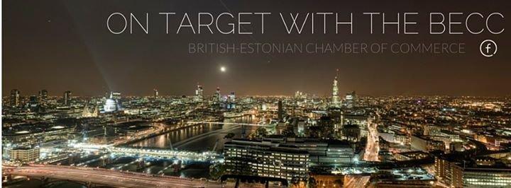British-Estonian Chamber of Commerce cover