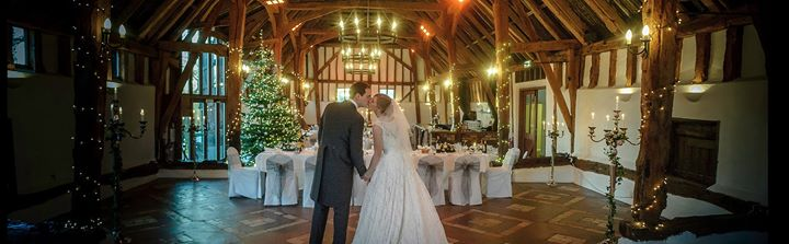 Smeetham Hall Barn - Romantic Wedding Venue in Essex cover