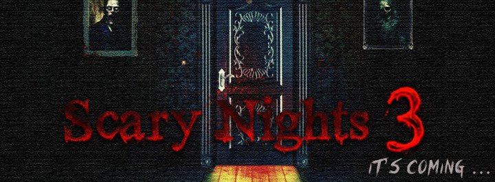 Scary Nights cover