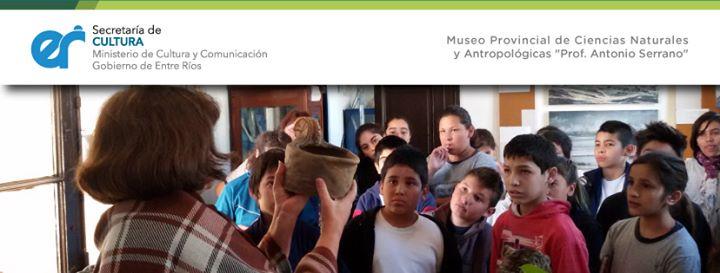 Museo Provincial Antonio Serrano cover