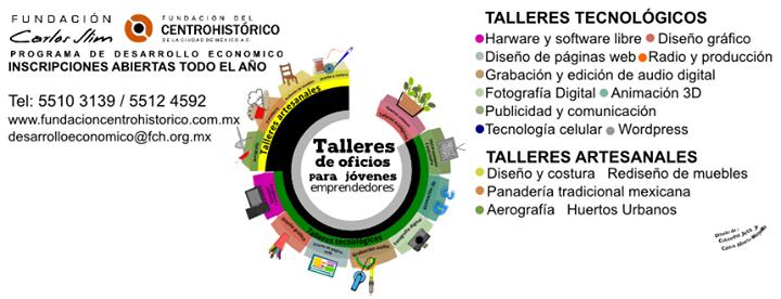 Talleres de Oficios cover
