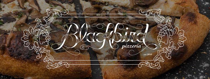 Blackbird Pizzeria cover