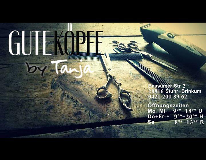 Gute Köpfe By Tanja cover