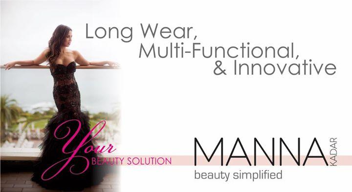 Manna Kadar Cosmetics cover