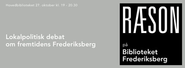 Biblioteket Frederiksberg cover