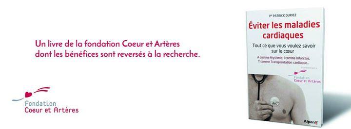 Fondation Cœur et Artères cover