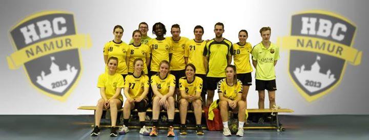 Handball Club Namur cover