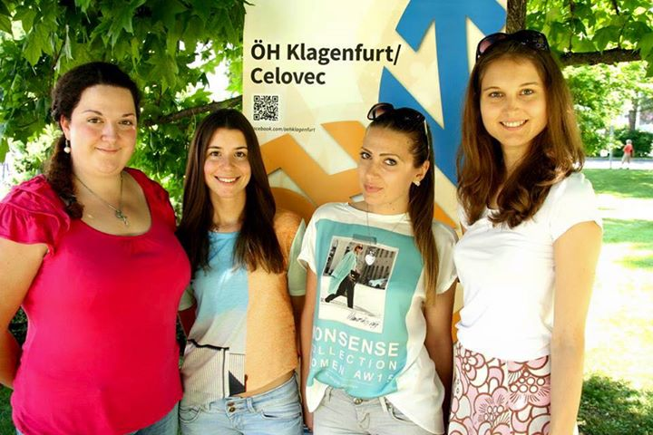 Studienvertretung Anglistik - Romanistik - Slawistik /AAU Klagenfurt cover