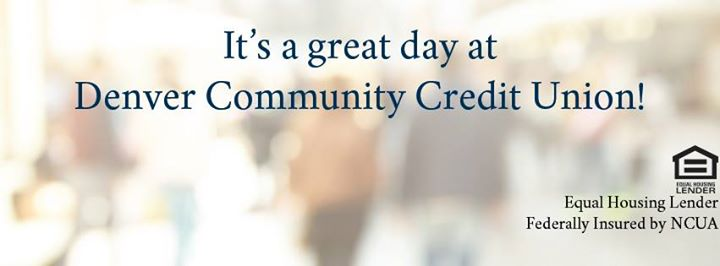 Denver Community Credit Union cover