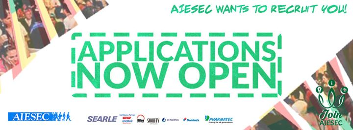 Aiesec in pakistan cover