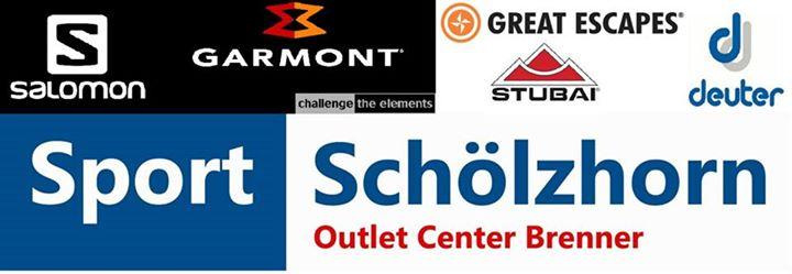 Sport Schölzhorn Designer Outlet Brenner cover