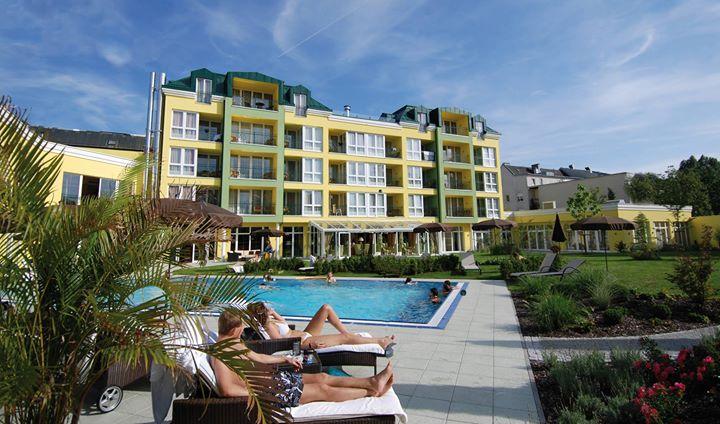 Parkhotel Bad Schallerbach - Ihr Thermen Hotel in Bad Schallerbach cover