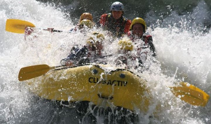 Rafting Club Activ cover