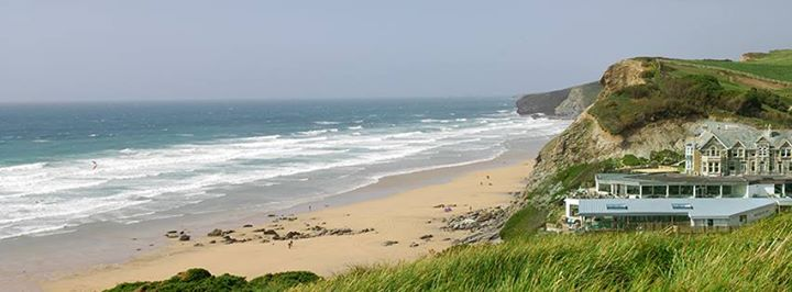 Watergate Bay Hotel cover