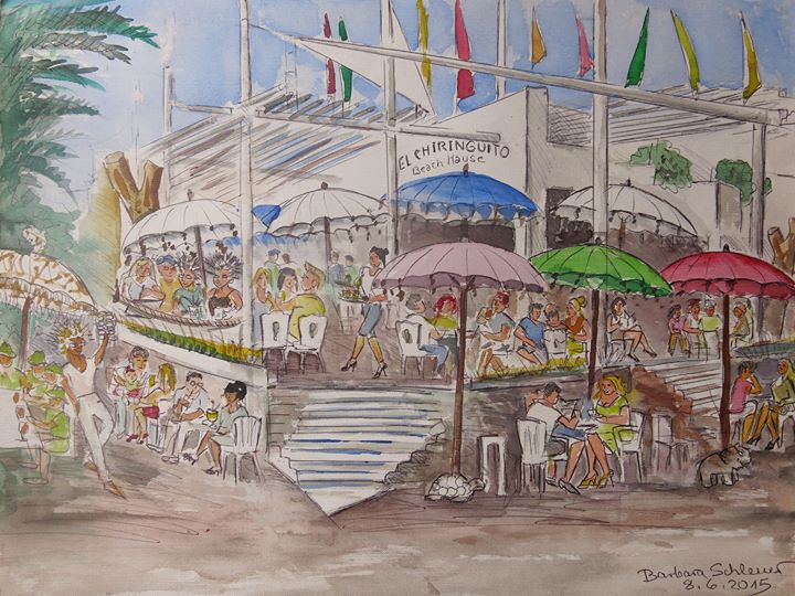 El Chiringuito BEACH HOUSE cover