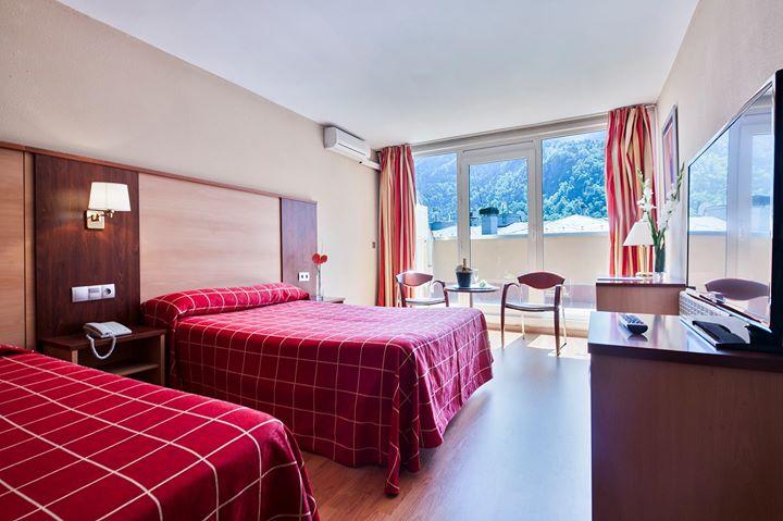 Hotel Andorra Center cover