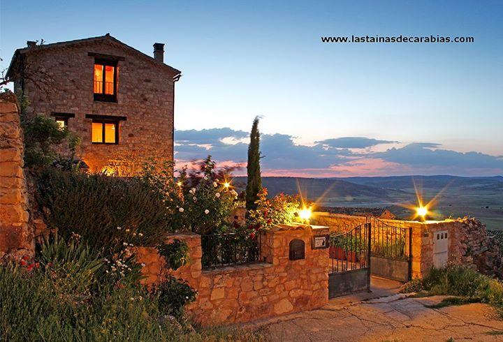 Casa Rural Las Tainas de Carabias cover