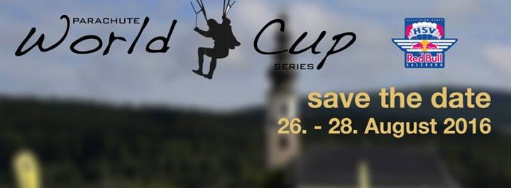 Fallschirmspringer-Weltcup Thalgau cover