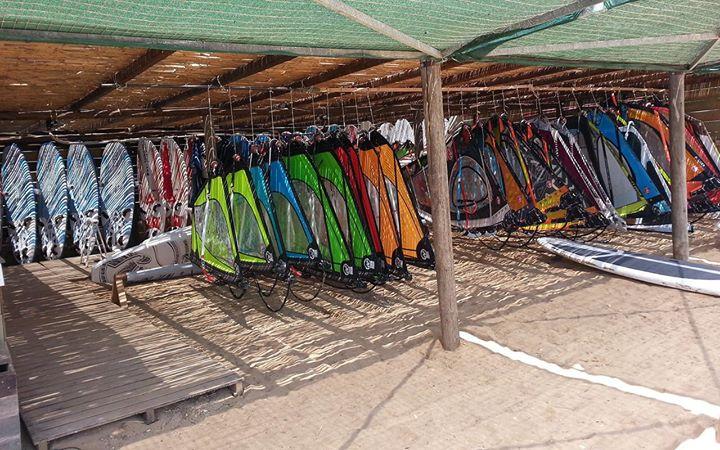 Golden Beach Surf Club Paros cover